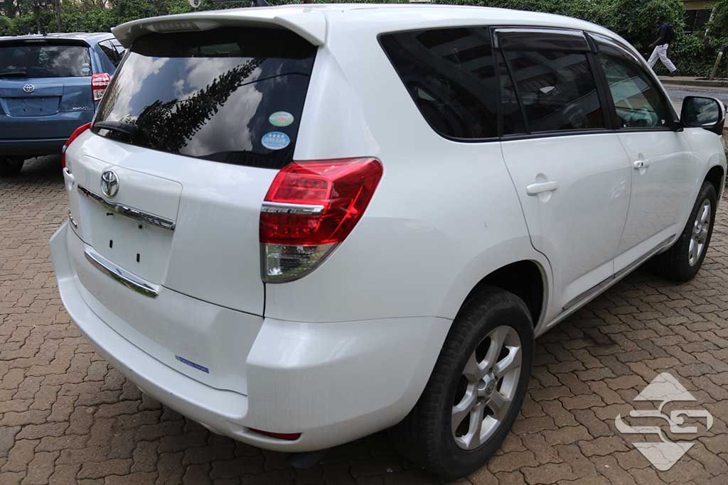 2010 Toyota Vanguard for Sale - SpareGarage.co.ke